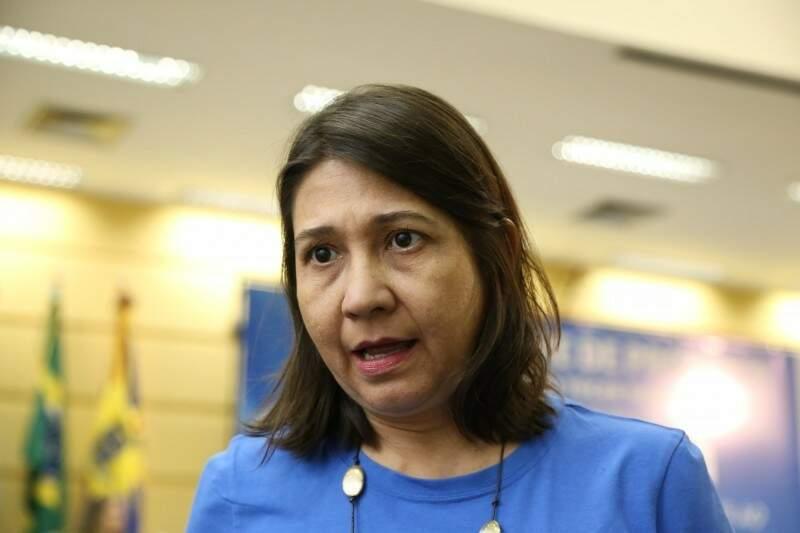Luiza Ribeiro (PPS) está de mudança para capital federal. (Foto: Arquivo)