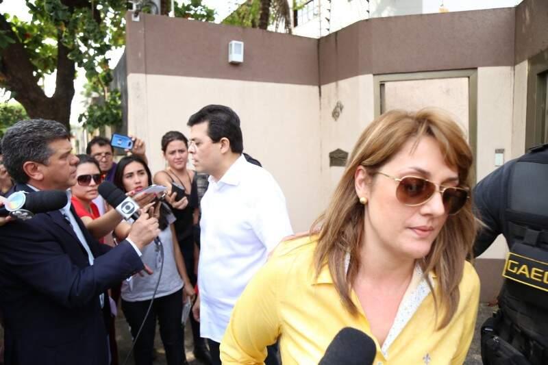Casal Olarte foi preso em 15 de agosto pela Operação Pecúnia. (Foto: Fernando Antunes/Arquivo)