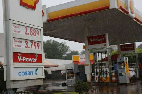 Preço médio da gasolina é de R$ 3,72 e do etanol R$ 2,86 em 37 postos