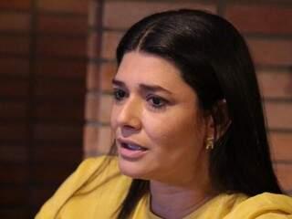 Vice-governadora do Estado, Rose Modesto (PSDB). (Foto: Marcos Ermínio)