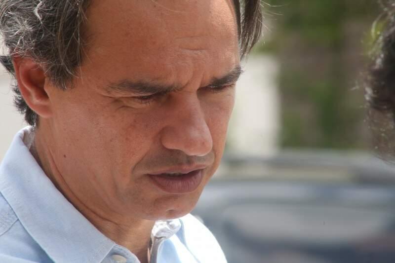 Prefeito Marquinhos Trad (PSD). (Foto: Marcos Hermínio)