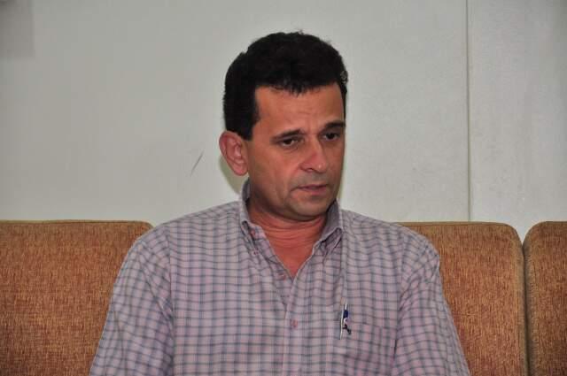Presidente da Associação Projeto Portal Urandir Fernandes de Oliveira.
