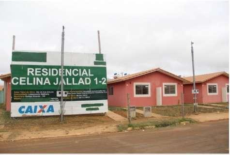 Caixa Econômica pede reintegração de posse no Residencial Celina Jallad