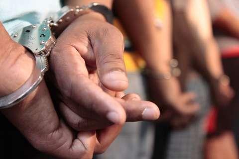 """Estado tem 20,2 mil """"foragidos"""" com mandados de prisão em aberto"""