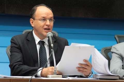 PMDB avalia adiar convenção em que Puccinelli assumiria presidência