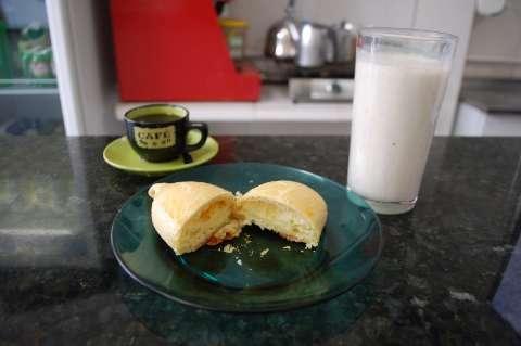 Lanchonete que criou a Chipa Grega ainda faz café pra acompanhar como há 37 anos