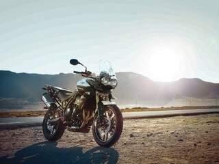 Triumph inicia a venda da nova Tiger 800