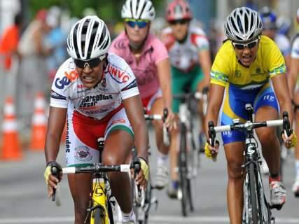Atleta de Coxim fica em 3º na Copa América de Ciclismo
