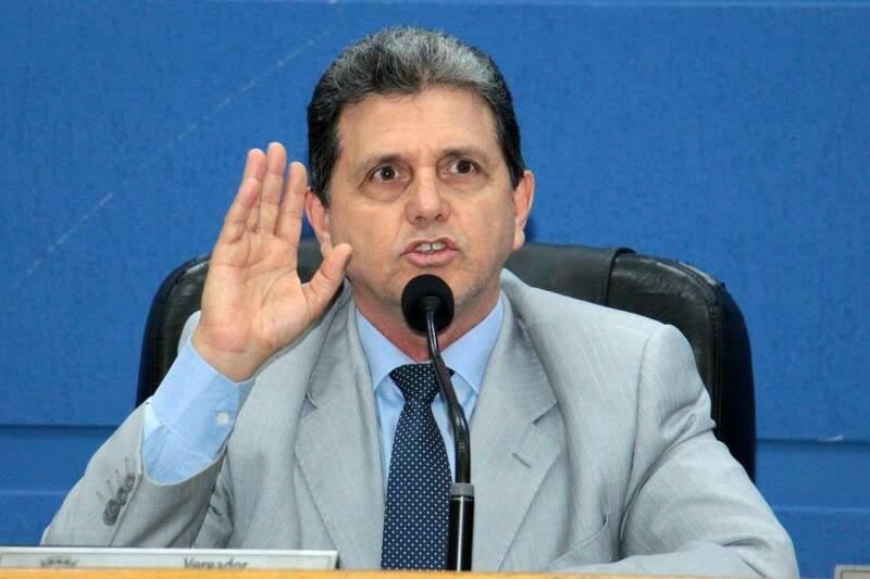 Presidente da casa, João Rocha (PSDB) explica queda no repasse. (Foto: Divulgação/Câmara)