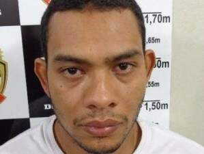 Mário Márcio estava preso pelos crimes de roubo, estelionato e um por tráfico de drogas. (Foto: Sidney Bronka)