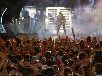 Expogrande 2012 será em abril, com shows no Laucídio, garante Acrissul