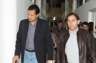 Júlio Cesar fez tratativas contratuais com Bernal, que responde a processos éticos na OAB (Foto: arquivo)