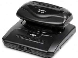 Em 1994 a SEGA tenta dar sobrevida ao Mega Drive lançando o 32 X