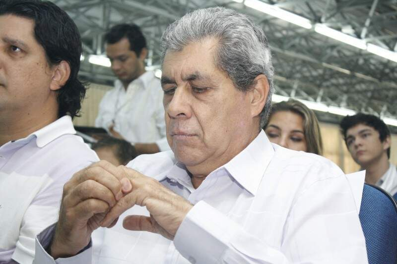 Governador pensa nas alianças para as eleições de 2014 (Foto: Marcos Ermínio)