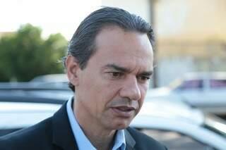 Marquinhos Trad foi eleito prefeito de Campo Grande. (Foto: Fernando Antunes)