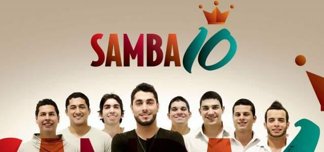 Quer ir à festa de aniversário do Samba 10? Participe do sorteio do Lado B