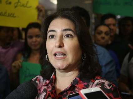 CCJ será presidida por uma mulher sul-mato-grossense, diz Simone Tebet