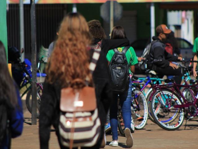 Ipea colocada adolescentes como foco de políticas de enfrentamento a criminalidade (Foto: Marina Pacheco)