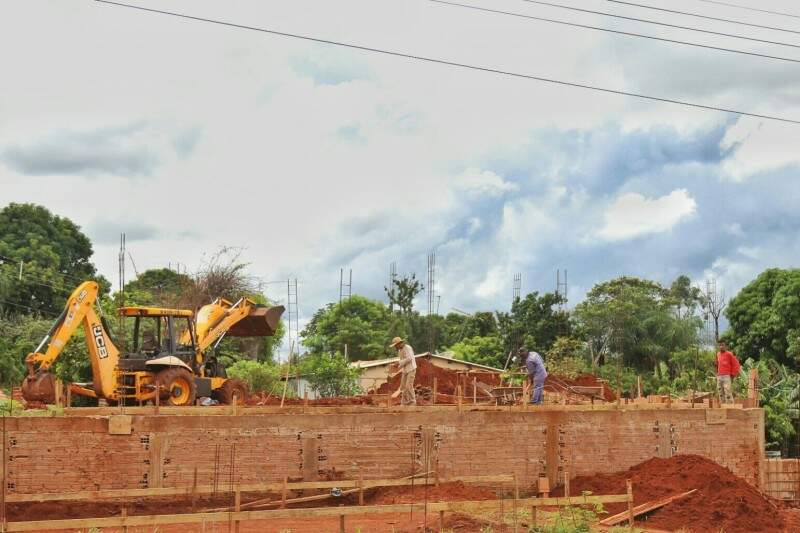 Construir em MS ficou mais caro em dezembro. (Foto: Arquivo/Campo Grande News)