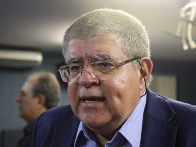 Marun prevê que acordo entre Brasil e Paraguai para construções de pontes será formalizado em meados de dezembro. (Foto: Paulo Francis)