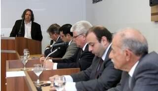 Secretário de Finanças prestou depoimento hoje à Comissão Processante (Foto: Divulgação)