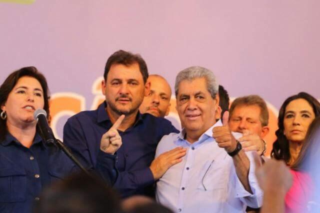 Ex-governador André Puccinelli é o pré-candidato do MDB para o governo do Estado (Foto: André Bittar/Arquivo)