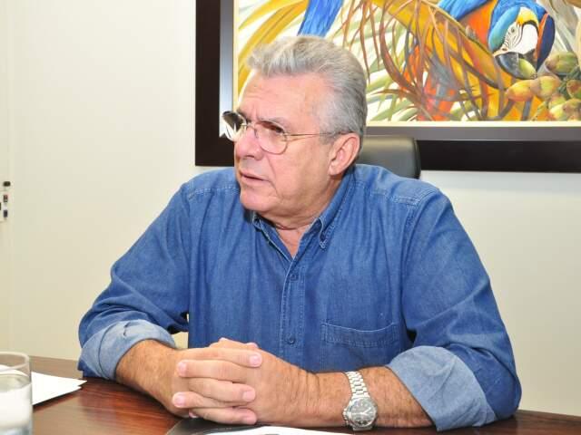 Cícero de Souza deixa em aberto se será candidato pela quarta vez. (Foto: João Garrigó)