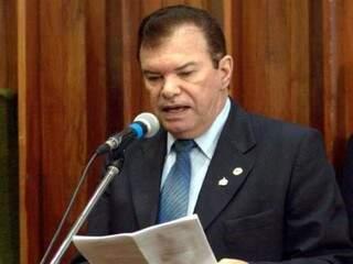 Deputado estadual e corregedor da Assembleia, deputado Maurício Picarelli (PSDB). (Giuliano Lopes/ALMS)