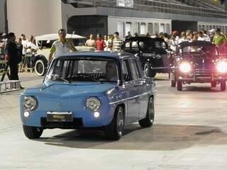 6ª Noite Renault reúne 80 clássicos da marca no Auto Show Collection