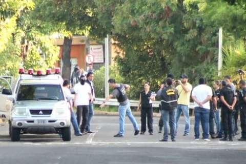 Laudo sobre morte de empresário por policial deve ficar pronto em 10 dias