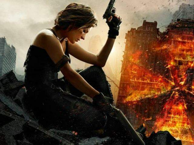 Resident Evil 6 - O Capitulo Final estreia nesta quinta-feira (Foto: Divulgação)