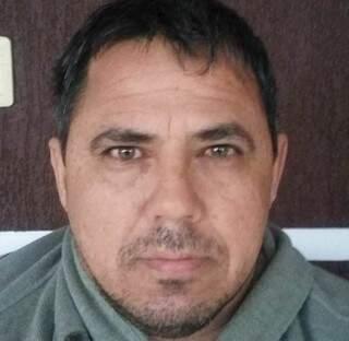 Jorge Teófilo Samudio, o Samura, preso hoje (Foto: Divulgação)