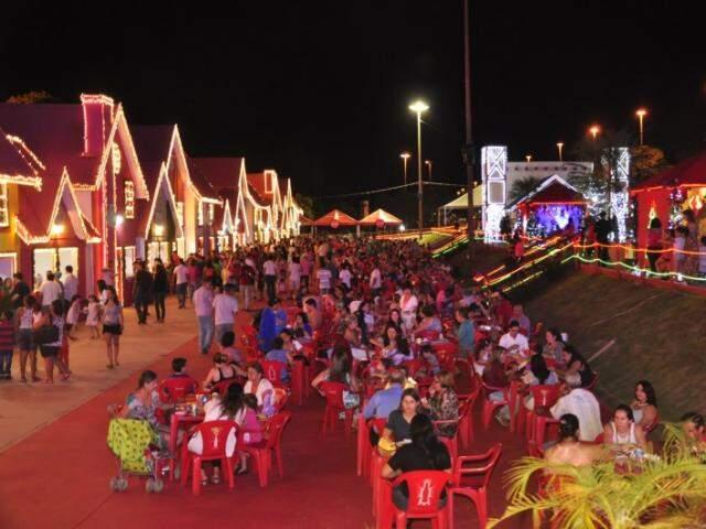 Como a Cidade é a principal atração do Natal para os próximos dias, o Lado B deu um giro para descobrir o cardápio. (Fotos: João Garrigó)