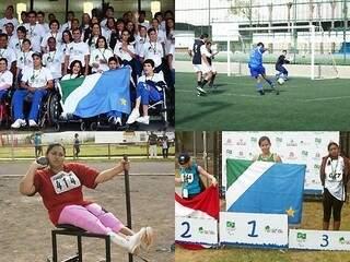 Delegação de MS embarca para maior evento escolar paralímpico do mundo