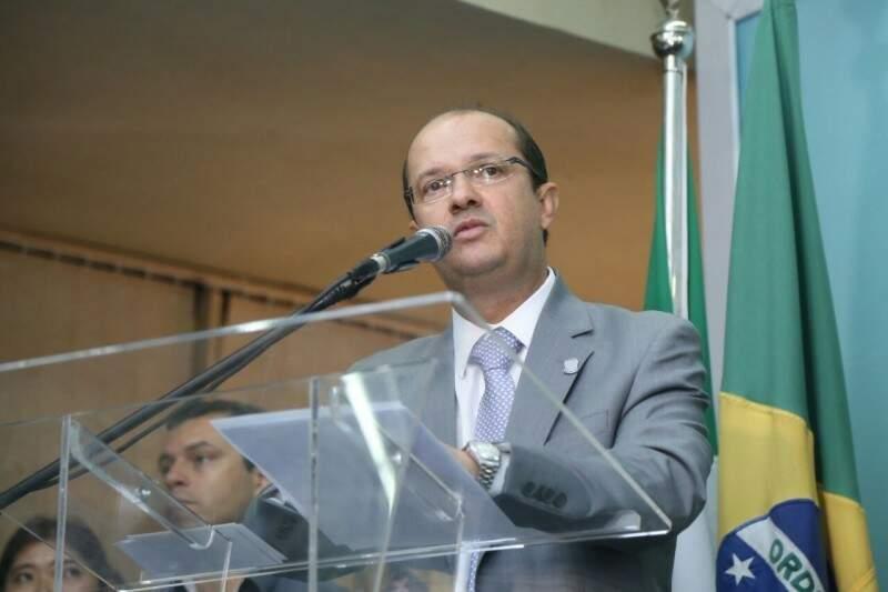 José Carlos Barbosa disse que já havia conversado com ministro da Justiça a respeito dos conflitos entre índios e produtores em MS (Foto: Arquivo)