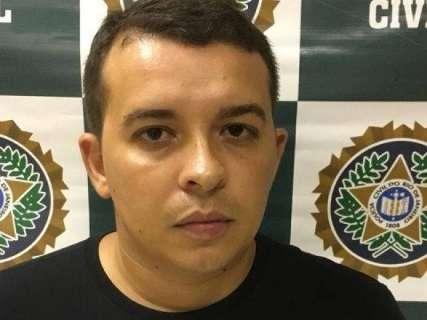 """""""Embaixador"""" do PCC no Paraguai, Galã vai ficar preso no Rio de Janeiro"""