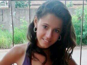 Taynara Aquino da Silva, de 12 anos. (Foto: Direto das Ruas)