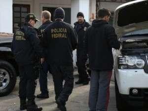 Em 1 ano, PF prendeu quase 2 mil por crimes como tráfico e corrupção