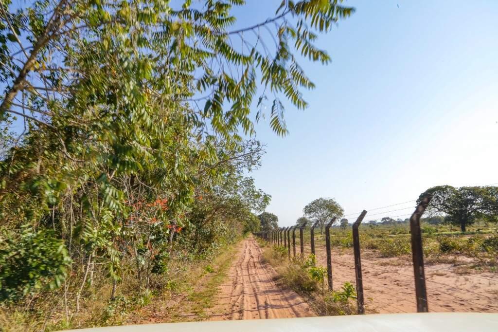 A trilha Estrada Parque é a mais extensa com 8 km, uma espécie de via principal do Matas do Segredo (Foto: Kisie Ainoã)