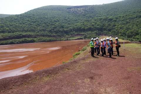 Imasul começa a fiscalizar barragens da Vale em MS amanhã