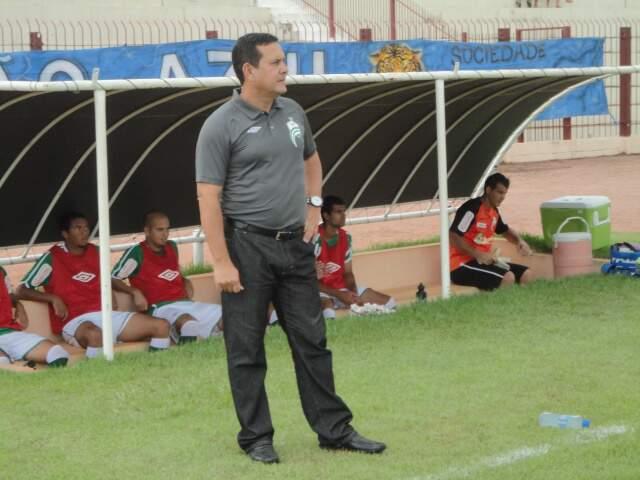 Eder fez carreira no futebol de MT. (Foto: Divulgação)