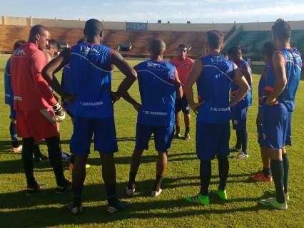 Atual campeão estadual, Sete estreia hoje na Copa Verde contra Ceilândia