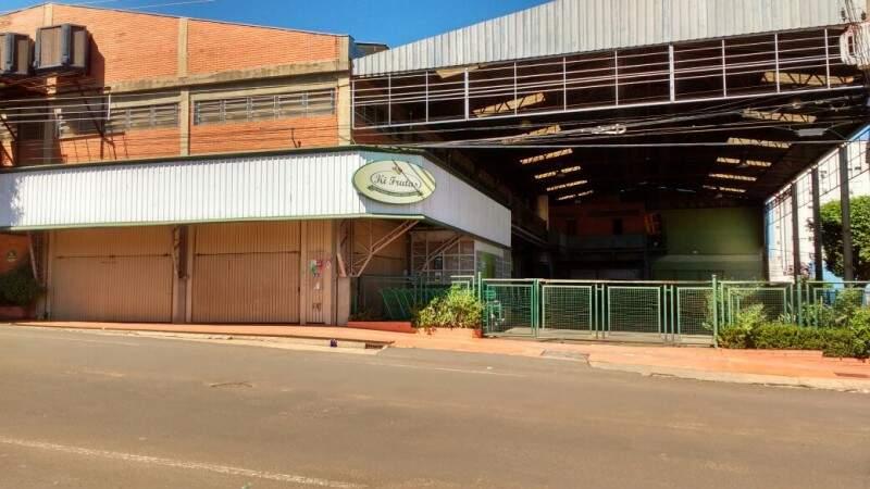 Unidade principal da empresa fechou as portas na semana passada.  (Foto: Renata Volpe)
