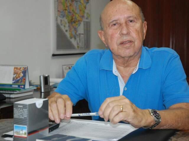 Marcelo Miranda foi destituído do cargo de superintendente do Dnit. (Foto: Marcelo Victor/Arquivo)