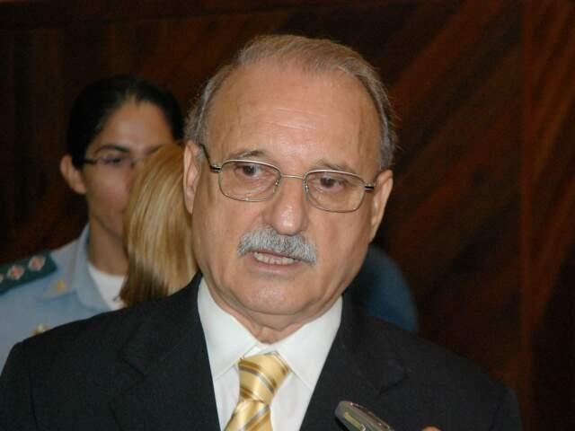 O secretário de Estado de Justiça e Segurança Pública,Wantuir Jacini, afirmou que o encontro foi produtivo. (Foto: arquivo/Marcelo Victor)