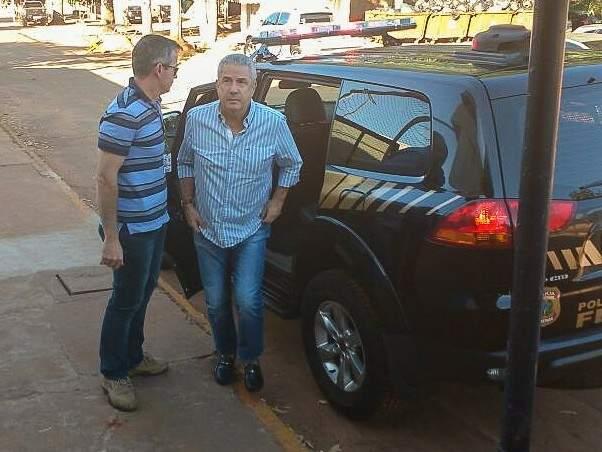 Um dos principais alvos, João Amorim foi detido e ficou dias preso. (Foto: Amanda Bogo/Arquivo)
