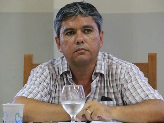 Reinaldo Piti, prefeito de Bela Vista (Foto: Divulgação)