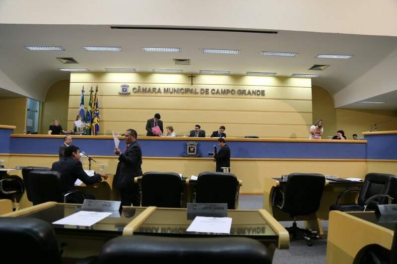 Alguns vereadores consideram a medida de escalonamento dos salários dos servidores pontual (Foto: Fernando Antunes)