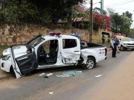 Polícia segue sem pistas de traficante da fronteira resgatado no Paraguai