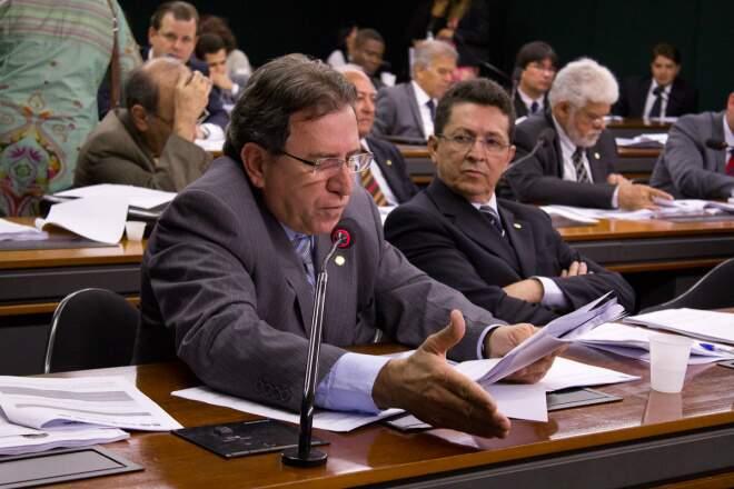 Deputado Edson Giroto (PMDB-MS) é autor do requerimento apresentado na Câmara. (Foto: Divulgação)